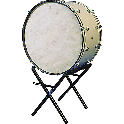 XL Specialty Percussion Lightweight Folding Bass Drum Stand-thumbnail