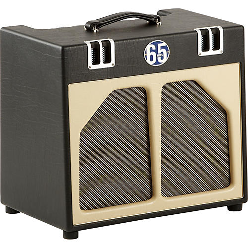 65amps Lil' Elvis 12W 1x12 Tube Guitar Combo Amp Black