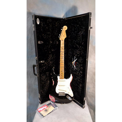 Fender Limited 1957 Custom Shop Stratocaster Solid Body Electric Guitar-thumbnail