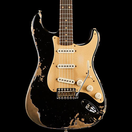 Fender Custom Shop Limited Edition '59 Heavy Relic Stratocaster Electric Guitar-thumbnail