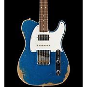 Fender Custom Shop Limited Edition '60s Heavy Relic Nashville Telecaster Custom HSS Electric Guitar, Rosewood