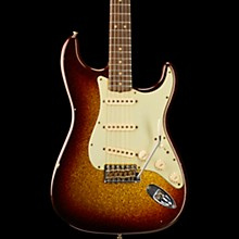 Fender Custom Shop Limited Edition '63 Journeyman Relic Stratocaster 3-Color Sunburst Sparkle