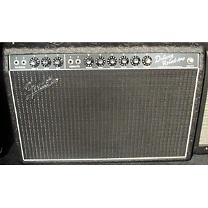Pre-owned Fender Limited Edition 65 Deluxe Reverb Western Tube Guitar Combo Amp