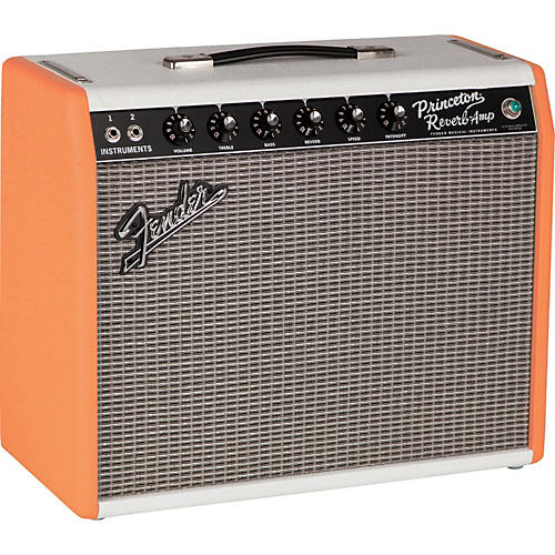 Fender Limited Edition '65 Princeton Reverb Tube Guitar Combo Amp-thumbnail
