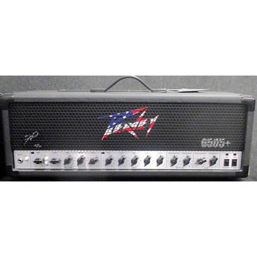 Peavey Limited Edition 6505+ Patriotic 120W Head Tube Guitar Amp Head