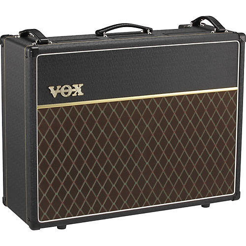 Vox Limited Edition AC30C2BC Black Comet 30W 2x12 Tube Guitar Combo Amp-thumbnail