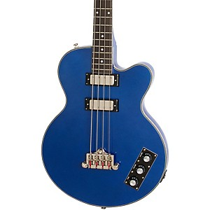 Epiphone Limited Edition Allen Woody Rumblekat Blue Royale Bass Guitar by Epiphone