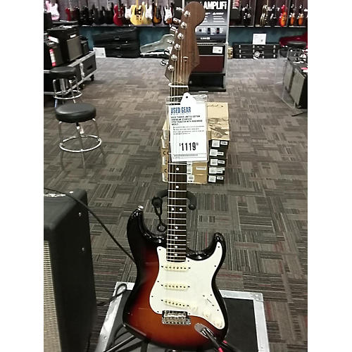 Fender Limited Edition American Standard Stratocaster With Rosewood Neck Solid Body Electric Guitar