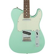 Limited Edition American Standard Telecaster Rosewood Neck Electric Guitar Surf Green Mint Green Pickguard