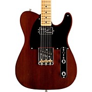 Fender Limited Edition American Vintage Hot Rod 50's Reclaimed Redwood Telecaster Electric Guitar