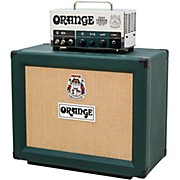 Orange Amplifiers Limited Edition Anniversary Tiny Terror Half Stack