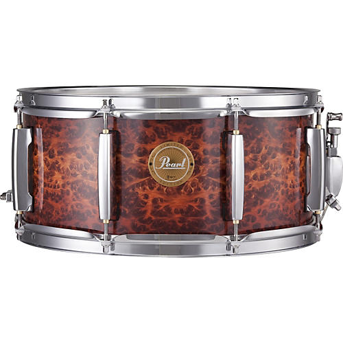 Pearl Limited Edition Artisan II Snare Drum Autumn Fire 14x6.5
