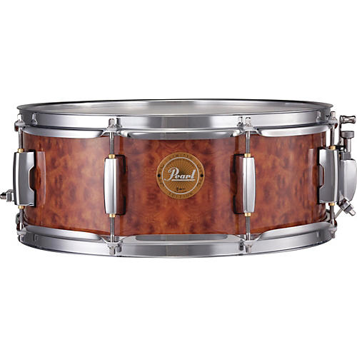 Pearl Limited Edition Artisan II Snare Drum Birdseye Maple 14x5.5