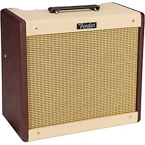 Fender Limited-Edition Blues Jr 15 Watt 1x12 Tube Guitar Combo Amplifier