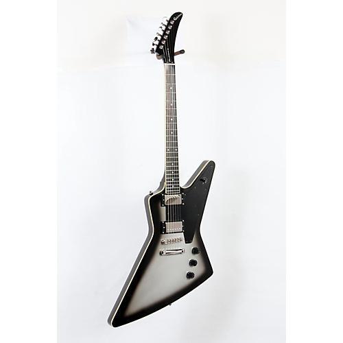 Epiphone Limited Edition Brendon Small Thunderhorse Explorer Electric Guitar Silver Burst 888365175744
