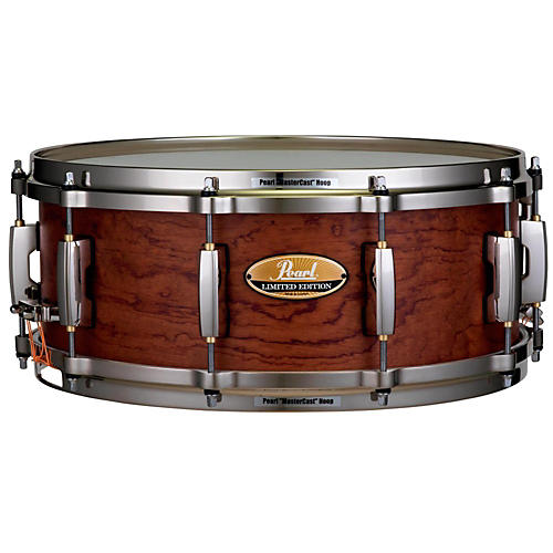 Pearl Limited Edition Bubinga/Maple Snare-thumbnail
