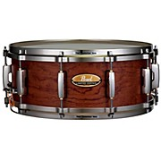 Pearl Limited Edition Bubinga/Maple Snare