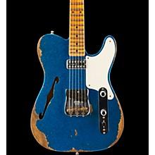 Fender Custom Shop Limited Edition Caballo Tono Ligero Heavy Relic - Blue Sparkle