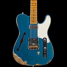 Fender Custom Shop Limited Edition Caballo Tono Ligero Heavy Relic Aged Lake Placid Blue