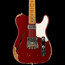 Fender Custom Shop Limited Edition Caballo Tono Ligero Heavy Relic Red Sparkle