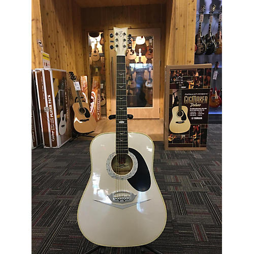 Esteban Limited Edition Cadillac Acoustic Electric Guitar