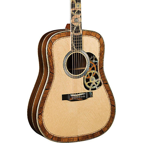 Martin Limited Edition D-200 Deluxe Acoustic Guitar ...  sc 1 st  Guitar Center & Martin Limited Edition D-200 Deluxe Acoustic Guitar Natural ... islam-shia.org