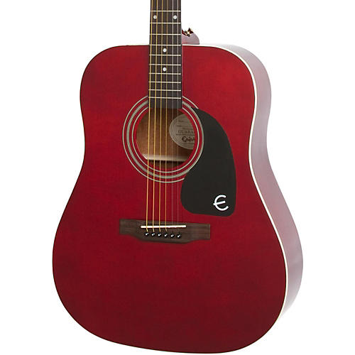Epiphone Limited Edition DR-100 Acoustic Guitar with Gold Hardware-thumbnail