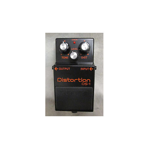 Boss Limited Edition DS1 Effect Pedal-thumbnail