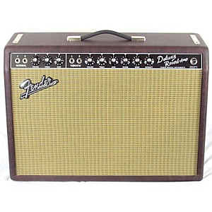 Pre-owned Fender Limited Edition Deluxe Reverb 22W 1x12 Tube Guitar Combo Amp