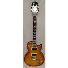 Epiphone Limited Edition Dirty Lemon Les Paul Standard Pro Solid Body Electric Guitar