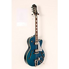 Limited Edition Emperor Swingster Blue Royale Electric Guitar Level 2 Chicago Pearl 190839106056
