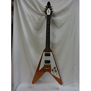 Pre-owned Gibson Limited Edition Flying V Reissue Solid Body Electric Guitar