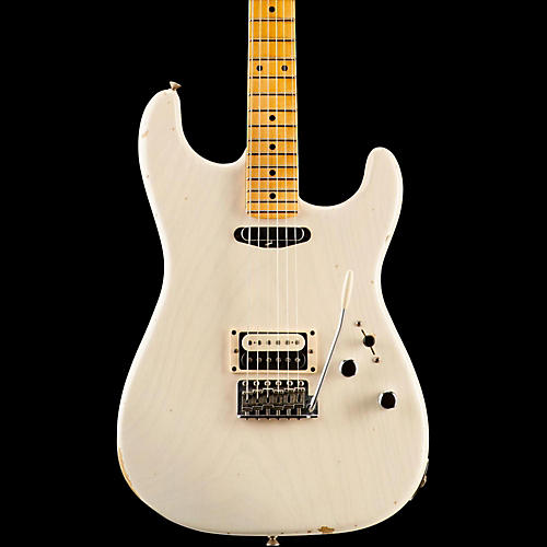 Fender Custom Shop Limited Edition HS Relic Stratocaster Aged White Blonde