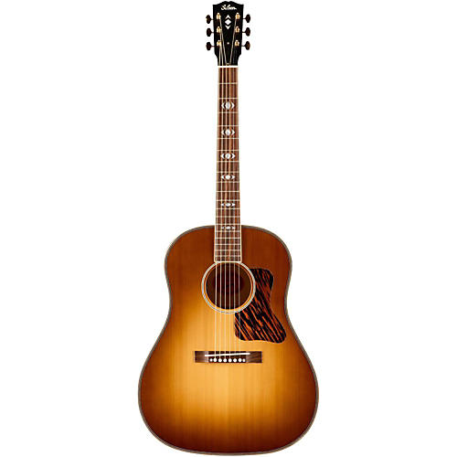 Gibson Limited Edition Iron Mountain Advanced Jumbo II Acoustic-Electric Guitar Honeyburst