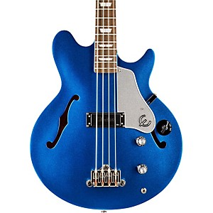 Epiphone Limited Edition Jack Casady Blue Royale Bass Guitar