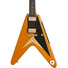 """Epiphone Limited Edition Joe Bonamassa 1958 """"Amos"""" Korina Flying V Electric Guitar Outfit"""