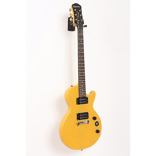Epiphone Limited Edition Les Paul Special-I Electric Guitar Worn TV Yellow 886830142819
