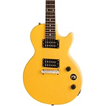 Limited Edition Les Paul Special-I Electric Guitar Worn TV Yellow