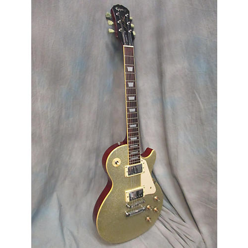 Epiphone Limited Edition Les Paul Standard Sparkle Flake Solid Body Electric Guitar-thumbnail