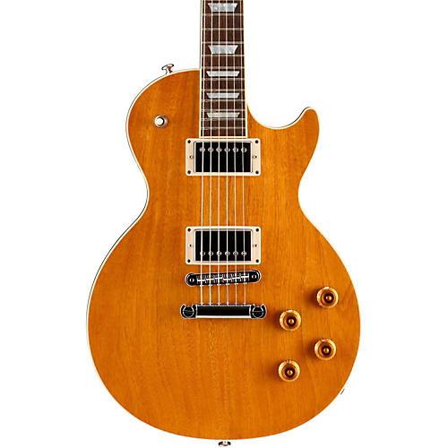 Gibson Limited Edition Mahogany Top Les Paul Standard Electric Guitar-thumbnail