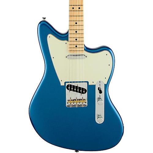 Fender Limited Edition Maple Fingerboard Offset Telecaster Electric Guitar Lake Placid Blue