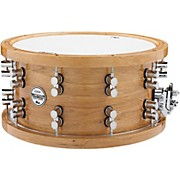 PDP by DW Limited Edition Maple/Walnut Snare Drum with Chrome Hardware