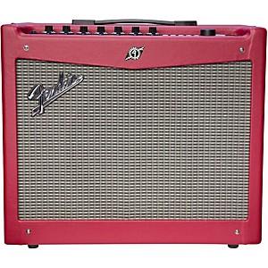 Fender Limited Edition Mustang III 100 Watt 1x12 Guitar Amp Wine Red