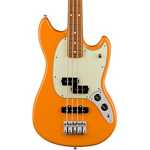 Fender Limited Edition Mustang PJ Electric Bass with Pau Ferro Fingerboard