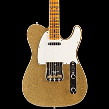 Limited Edition NAMM 2016 Custom Built Postmodern Journeyman Relic Maple Fingerboard Telecaster Gold Sparkle