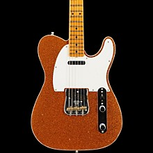 Limited Edition NAMM 2016 Custom Built Postmodern Journeyman Relic Maple Fingerboard Telecaster Orange Sparkle