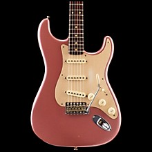 Limited Edition NAMM Custom Built '50s Journeyman Relic Rosewood Neck Stratocaster Burgundy Mist Metallic