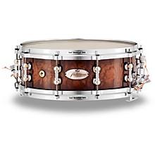 Pearl Limited Edition Philharmonic Bubinga Maple Snare Drum