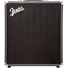 Fender Limited Edition RUMBLE 100 100W 1x12 Bass Combo Amp Level 1 Stealth Gray