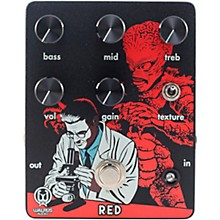 Walrus Audio Limited-Edition Red High-Gain Distortion Pedal